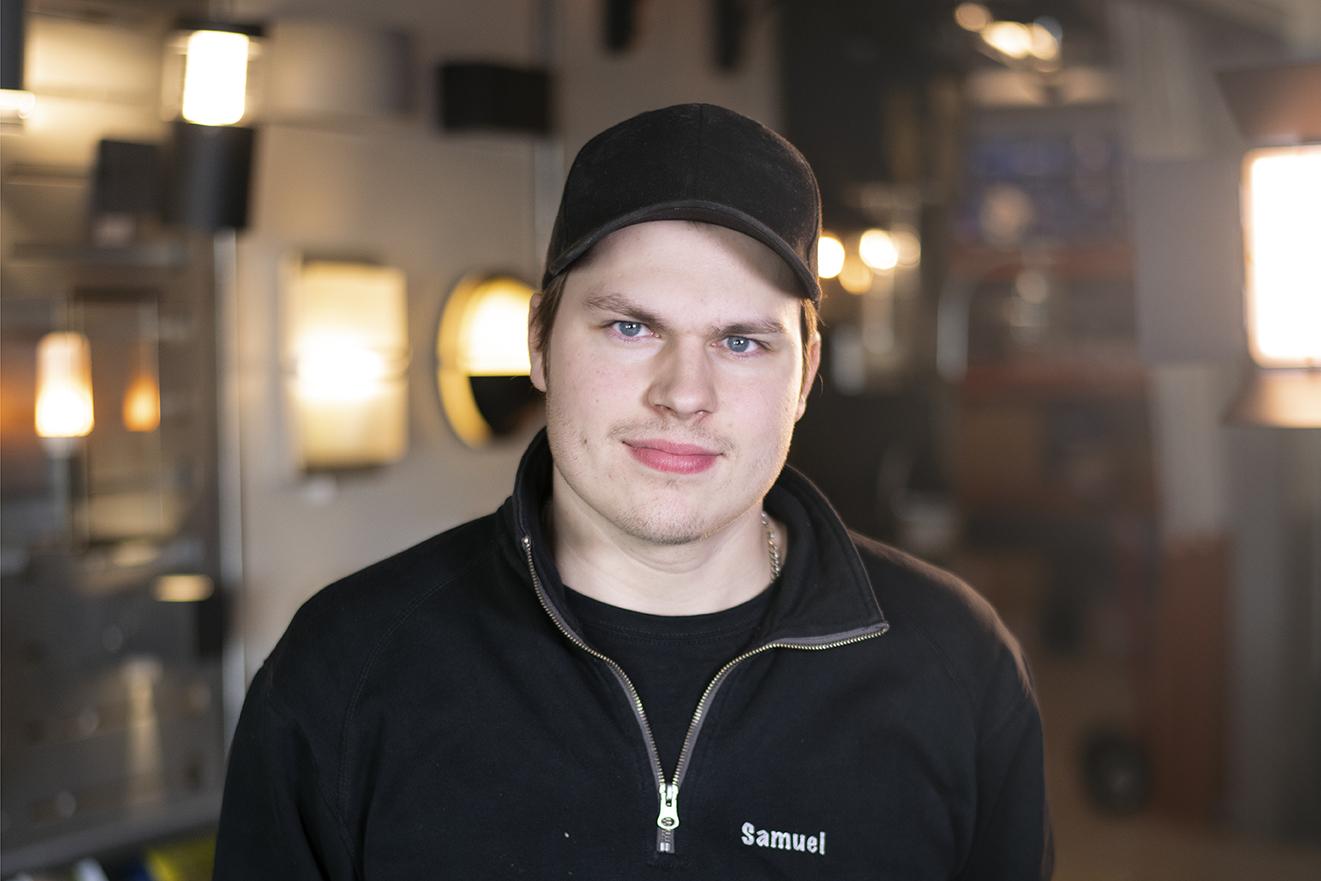 Samuel Jansson